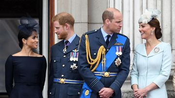 Meghan Harry William Catherine