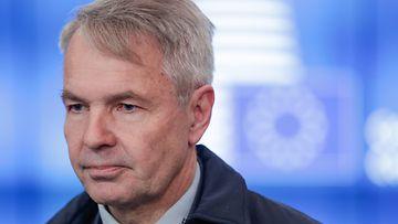 Pekka Haavisto 10.1.2020