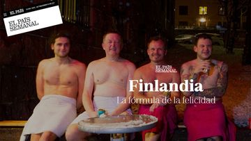El Pais Semanal – reportaasi Suomesta tammikuu 2020 /kuvakaappaus