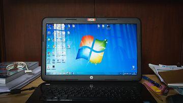 windows logo tietokone