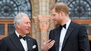 prinssi Charles prinssi Harry