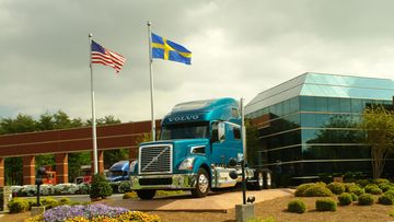 volvo group greensboro usa