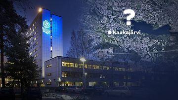 Tampereen Kaukajärvi, TAYS
