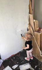 natasa ja jesse höök lapsi maalaa