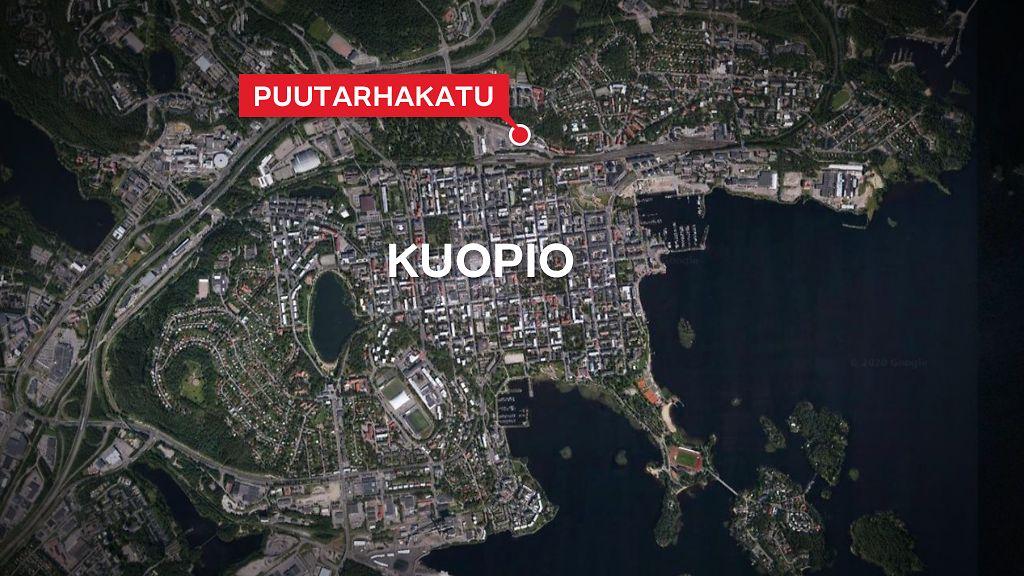 Henkiloauto Ajoi Kahden Jalankulkijan Paalle Kuopiossa Uhrit