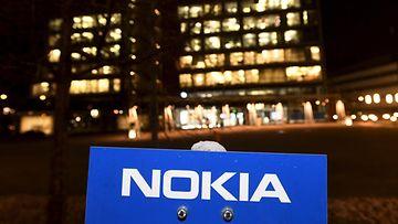 Nokia-logo Espoo