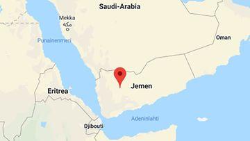 Marib, Jemen Google Maps