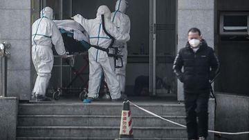 LK Kiina koronavirus