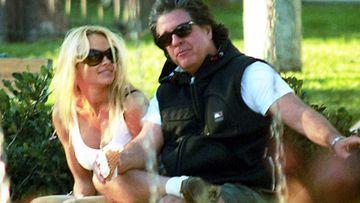 Pamela Anderson ja Jon Peters
