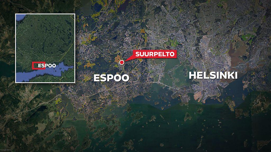 Brittinainen Tunnusti Tappaneensa Pienen Lapsensa Espoossa