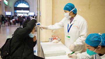 AOP: Wuhan, koronavirus