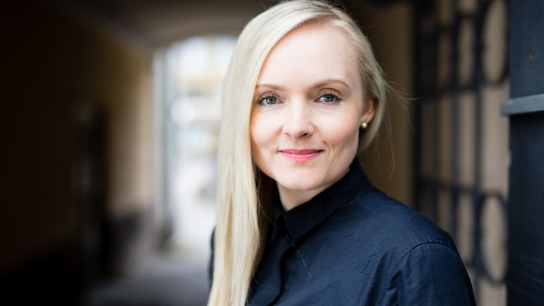 Maria Ohisalo Kolumnisti 2020