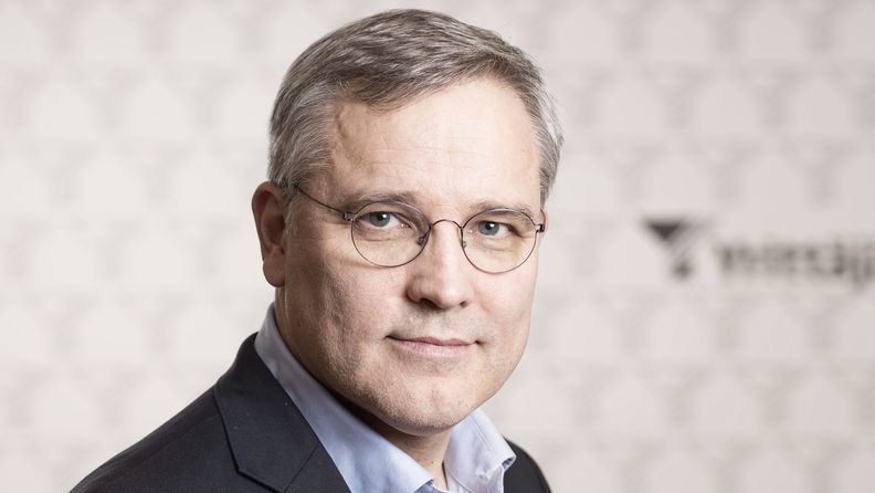 Mikael Pentikäinen Kolumnisti 2020