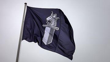 Poliisiammattikorkeakoulu lippu