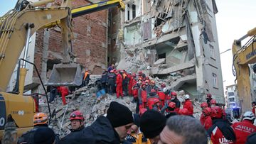 Voimakas maanjäristys iski Elazigin maakuntaan Turkin itäosassa