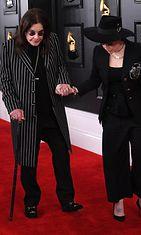 Ozzy Osbourne Kelly Osbourne Grammy 2020