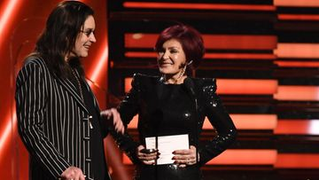 Ozzy ja Sharon Grammy 2020