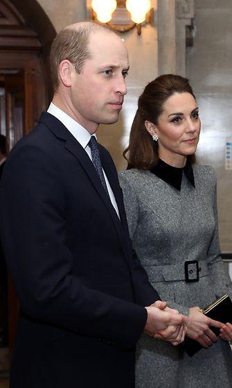 William ja Catherine 27.1.2020
