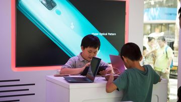 AOP, Huawei, teknologia, kiina, älypuhelin