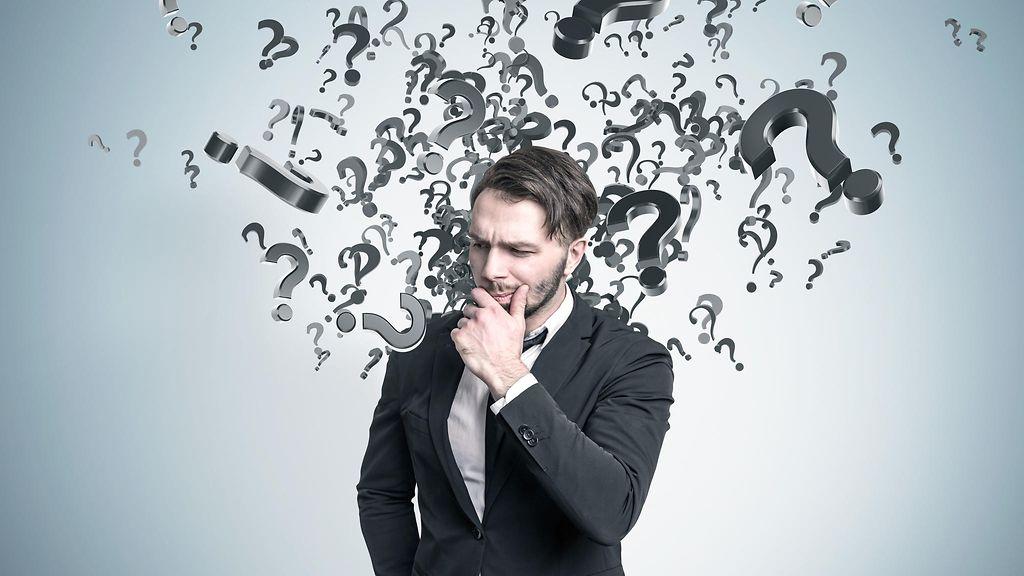 Kysymyksiä Miehelle