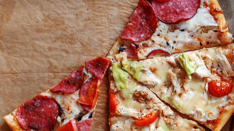 pizza leivinpaperi