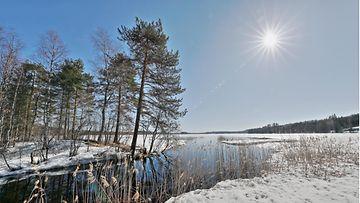 aurinko talvi sää AOP