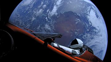 tesla roadster starman spacex elon musk