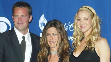 Matthew Perry, Jennifer Aniston, Lisa Kudrow 2003