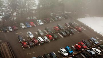 parkkipaikka pysäköinti kouvola
