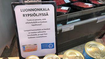 ILuonnonkala-säilyke K-Supermarket Myllypuro