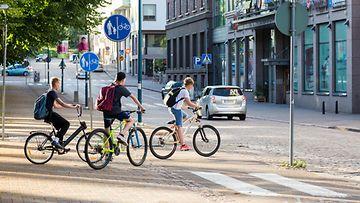 polkupyörä polkupyöräily pyöräily