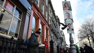 LK: Irlannin ennenaikaiset parlamenttivaalit