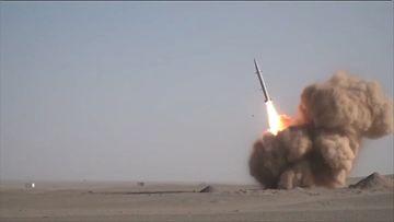 LK: Iran ampui satelliitin avaruuteen