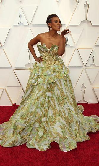Ryan Michelle Bathe Oscar-gaala 2020