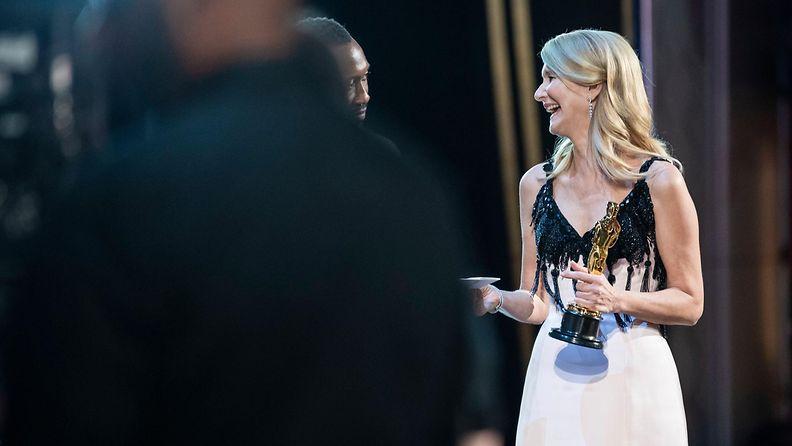 Laura Dern Oscar-gaala 9.2.2020