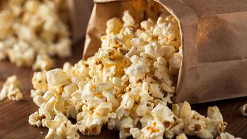 Popcornit pussissa