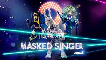 masked singer suomi kansikuva