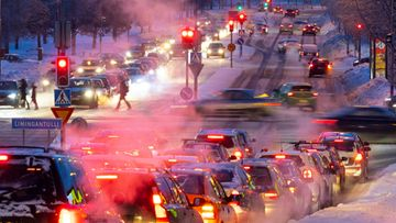 liikenne oulu limingantulli ruuhka liikenneruuhka