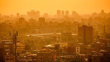 Kairo skyline AOP