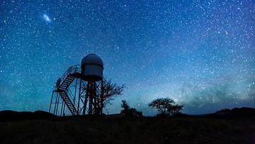 Tähtitaivas avaruus
