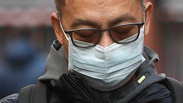 AOP koronavirus kiina korona virus