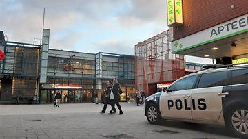 MTV poliisi itäkeskus itis