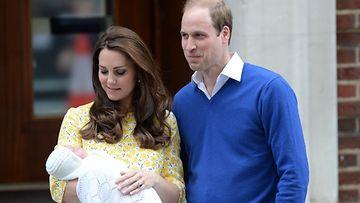 Catherine, Charlotte ja William