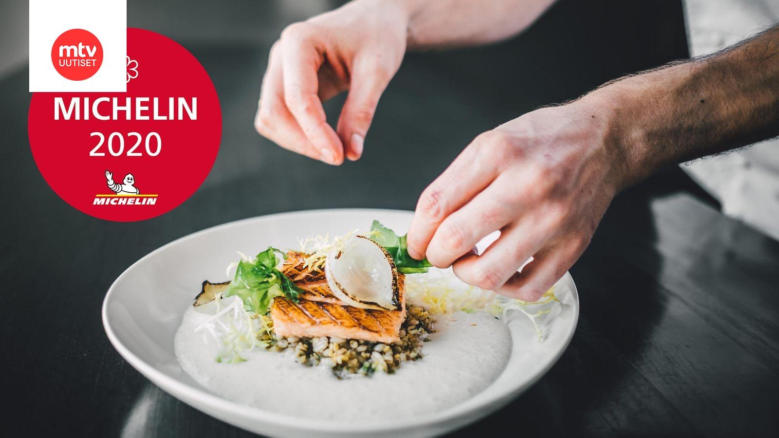 Suomen Michelin Ravintolat