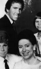 Prinsessa Margaer, Anthony Armstrong-Jones ja lapset David ja Sarah