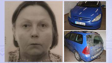 Poliisi Paula Leino-Mäkilä