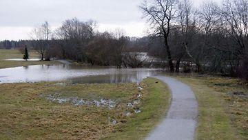 Vantaa tulva