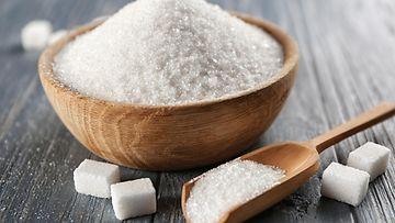 Sokeria kulhossa