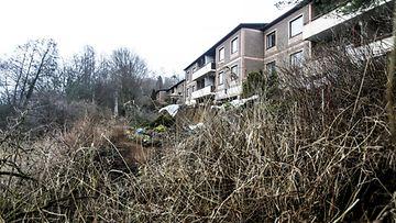 Tampere talo sortuma 3