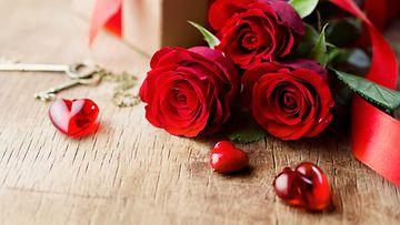 ystävänpäivän kukat